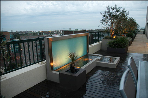 Futomic Designs Terrace Gardens